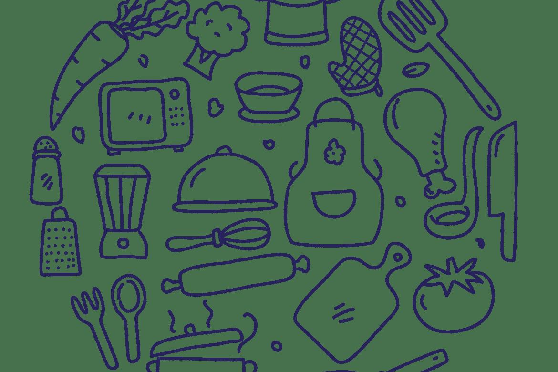 bg cookin
