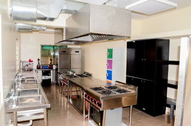 MCCi Kitchen